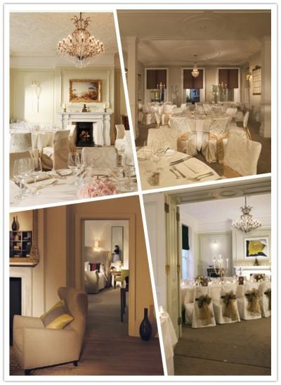 hotel wedding in UK -Brown's Hotel
