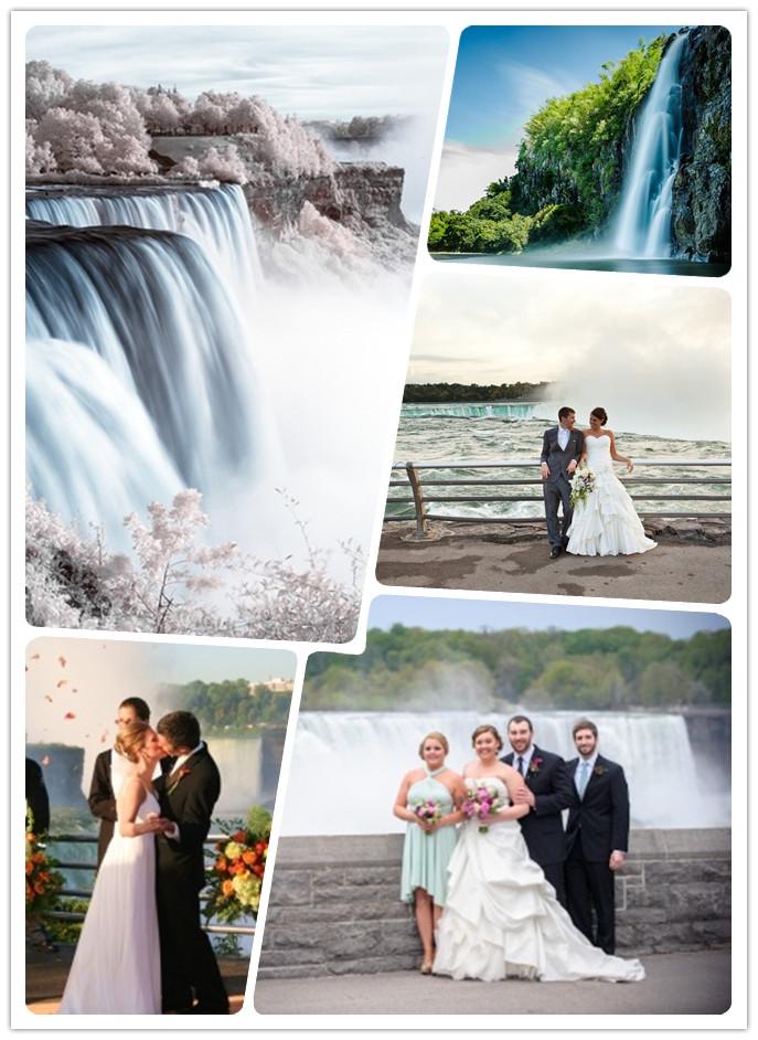 Niagara falls new york wedding venues mini bridal for Wedding venues in usa